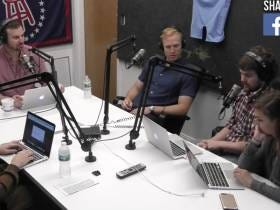 Barstool Drive Time Ft. Francis, Nate, And Tex Was...Let's Just Say It Got Very Real