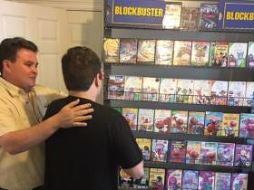Parents Build Autistic Son A Blockbuster Video At Home To Lift His Spirits