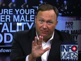 Alex Jones Fucked 150 Women Before He Turned 16 Years Old. How Bout You, Cuck?
