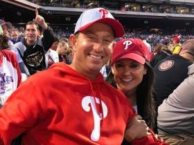 Dabo Swinney Helps The Phillies Win Their 5th In A Row
