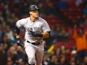 The Red Sox Got A Front Row Seat To The Aaron Judge Show Last Night, Still Can't Score Runs