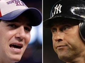 How Outrageous Is It For New York Sports Fans To Be Sadder For Eli Manning's Retirement Than Derek Jeter's?
