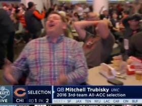 Hopefully We Will All Look Back On The Fan Reactions To Mitchell Trubisky Pick And Laugh