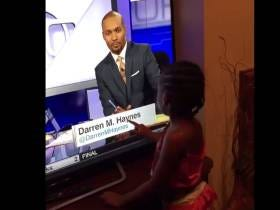 ESPN Anchor Who Was Laid Off Yesterday Tweets A Video Of His Daughter Watching His Final SportsCenter