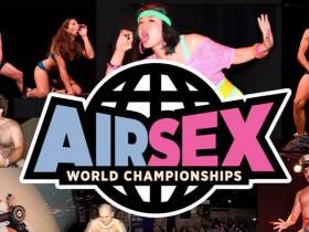 First The NFL Draft, Now The City Of Philadelphia Will Host The Air Sex World Championship... Again