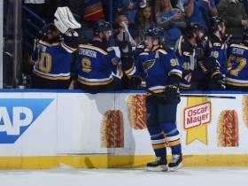 Blues And Tarasenko Score More Goals And Therefore Defeat Predators