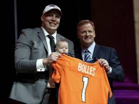 Fun Fact: If It Weren't For Lacrosse, Garett Bolles Would Have Never Been Drafted To The NFL