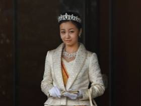 Japanese Princess Mako Leaving The Royal Family Like An Idiot To Marry For Love