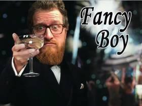 Fancy Boy: Monkey Shoulder Blended Scotch