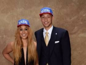 Ben Simmons Sister Is Getting Attention For Firing Shots At Lavar/Lonzo Ball, Needs To Shut Her Shit