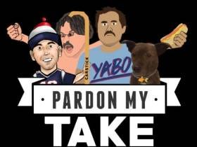 Pardon My Take Featuring Randy Moss And Our Lawyer Mike Portnoy