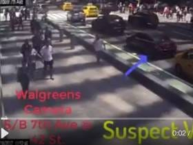 Full Footage Of The Times Square Car Attack - This Dude Should Be Locked Up For Life