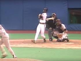 Wake Up With Barry Bonds' 100th Career Home Run (1990)
