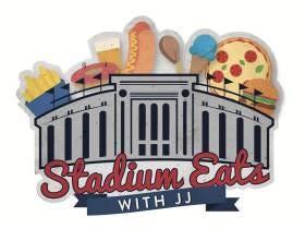Stadium Eats With JJ: Yankee Stadium Hard Rock Cafe Burgers