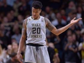 NBA Draft Scouting Report: John Collins Strengths, Weaknesses and Comparison