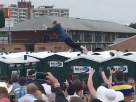 This Girl Brought Preakness Back In A Big Way On Saturday