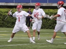 And Then There Were Four. It's Your College Lacrosse Quarterfinals Recap