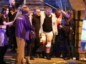 Explosions At Ariana Grande Concert In Manchester, UK; Multiple Fatalities Reported