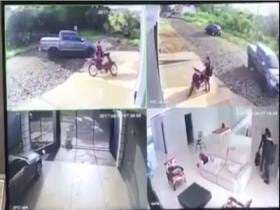 Owner Shows Up To His House As It's Being Robbed And Goes Full Grand Theft Auto On The Robbers