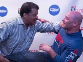 Matt Serra Teaching Neil deGrasse Tyson Jiu Jitsu Was The Highlight Of My Day