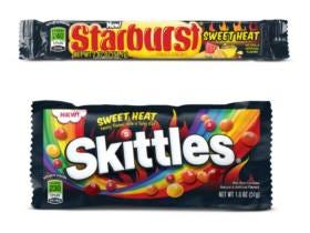 Spicy Starburst And Skittles Are Coming Out This Winter Because The World Is An Awful Place