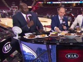 Shaq And Charles Barkley Seem Like They Really Hate Each Other