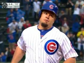 Kyle Schwarber Hit A 470-Foot Bomb Off Johnny Cueto Last Night