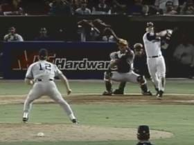 Wake Up With Wade Boggs Pitching A Scoreless Inning (1997)