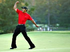 Tiger Says He Hasn't Felt This Good In Years And That He