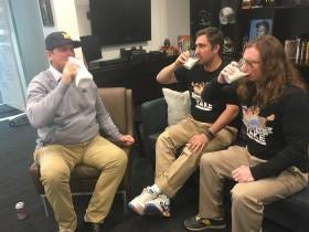 Milk Boys With Jim Harbaugh