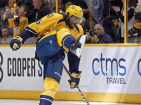 PK Subban Doesn't Give A Friggin' Heck If You Like His Goal Celebrations Or Not