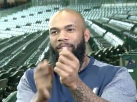 Eric Thames' Trick For Picking Up Chicks At Parties Was Being Able To Braid Their Hair