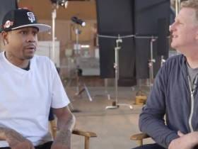 God Needs To Create A Contract Where Allen Iverson Is Required To Be Interviewed On A Daily Basis
