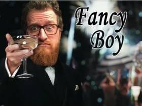 Fancy Boys: Pappy Van Winkle 20 Year Family Reserve