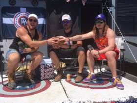 Barstool Heartland Live From The Indy 500 With Big Cat And PFT