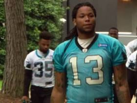 I Could Watch Fat Kelvin Benjamin Run Routes Forever