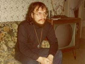 Young George RR Martin Looks Exactly How You Would Expect Him To Look