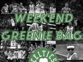 The Weekend Greenie Bag - Memorial Day Weekend Edition