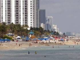 South Florida Beach Gets Shut Down Because There's Too Much Poop In The Water