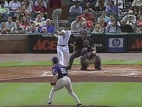 Wake Up With Andy Pettitte Hitting A Home Run With The Astros (2006)