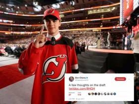 Nobody Was More Butt Hurt About Nico Hischier Getting Drafted 1st Overall Than Don Cherry