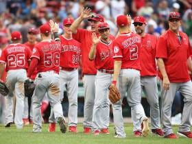 The Red Sox Lost Two Of Three To The Angels And Are Still Somehow In First Place
