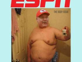 MMBM: Another Year, Another Snub For Andy Reid Getting On The Cover Of The Body Issue