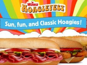 Wawa's Hoagiefest Is Back And Its Jams Are More Summer Fun Fire Flames Than Ever