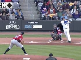 45-Year-Old Kevin Millar Returned To Play Indy Ball For One At-Bat And Mashed A Homer
