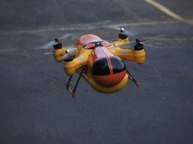 The Wiener Drone Is All The Evidence We Need To Know We're Officially In The Future