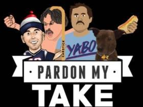 Pardon My Take Is Guest Hosting Kentucky Sports Radio From 10-12 This Morning