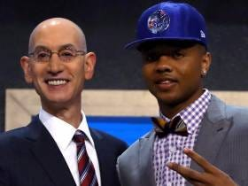 Adam Silver Says It's Possible He Will Raise The Minimum Age to Enter NBA