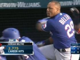 BREAKING: Adrian Beltre Still Hates His Head Being Touched