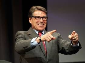 Rick Perry Thought He Spoke To The Ukrainian Prime Minister... Turns Out It Was 2 Russian Pranksters